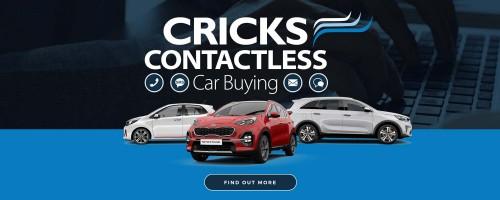 Crickshighwaykia Contactless X800